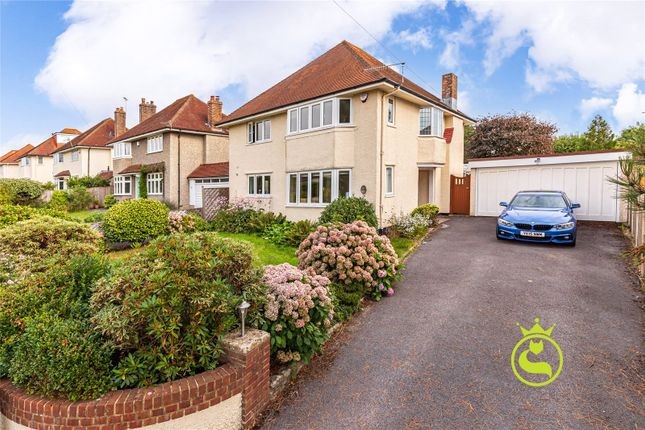 Thumbnail Detached house to rent in Orchard Avenue, Poole