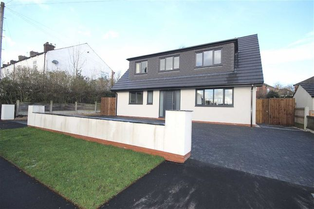 Thumbnail Detached house for sale in Lyon Grove, Worsley, Manchester