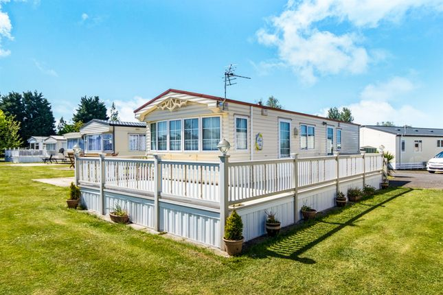 Mobile/park home for sale in The Belfry, Burgh Road, Skegness