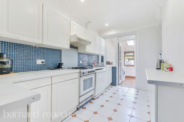Thumbnail Terraced house for sale in Ashburton Avenue, Croydon