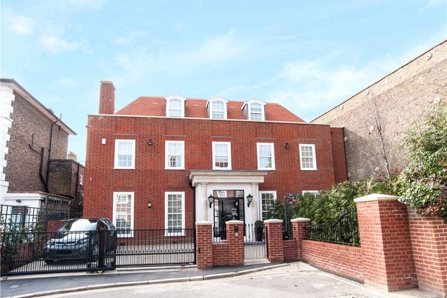Thumbnail Detached house for sale in Acacia Place, St John's Wood, London