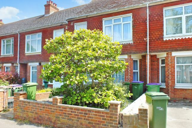Thumbnail Terraced house for sale in Hawkins Road, Cheriton