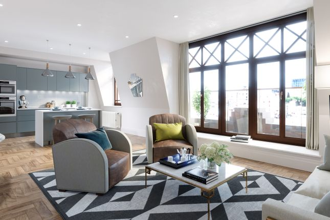 Thumbnail Flat for sale in Ivor House, Brixton Centric