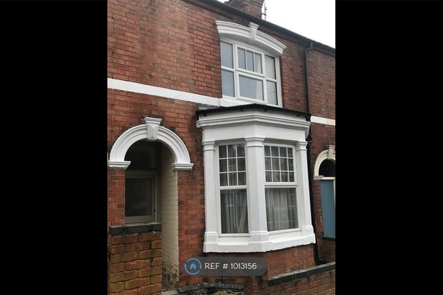 3 bed terraced house to rent in York Road, Rushden NN10