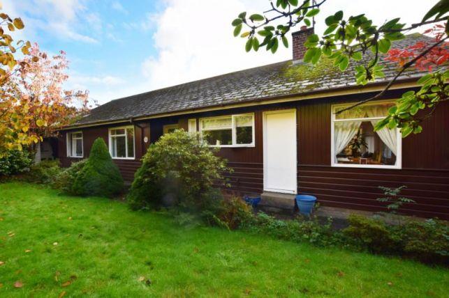 Thumbnail Bungalow to rent in Glen Darragh Road, Glen Vine