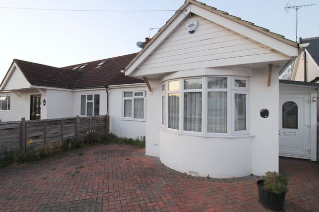 Thumbnail Detached bungalow to rent in Station Crescent, Ashford