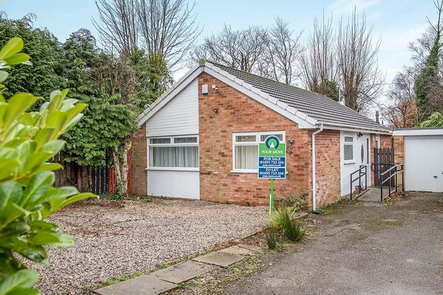 Thumbnail Bungalow to rent in Ambergate, Skelmersdale