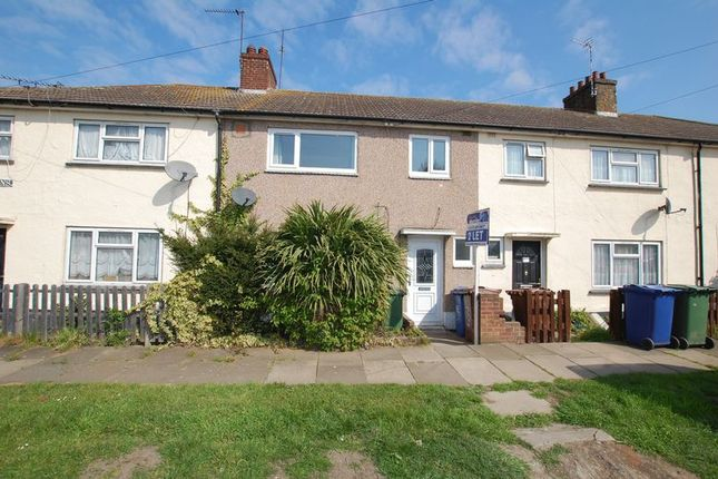 Terraced house to rent in Leighton Gardens, Tilbury