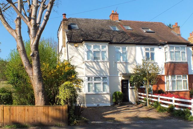 External of Hare Lane, Claygate KT10