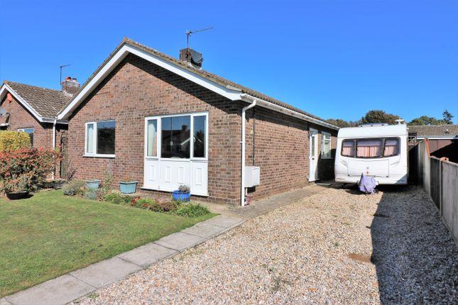 Thumbnail Detached bungalow for sale in Highfield Road, Dereham