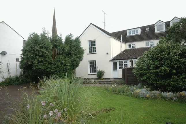Thumbnail Semi-detached house to rent in St. Mary Street, Monmouth