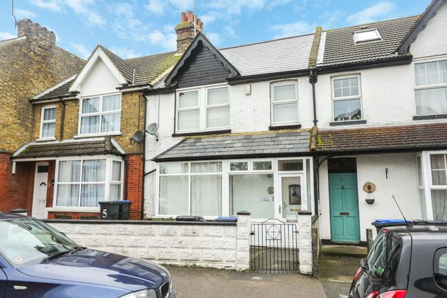 Thumbnail Terraced house for sale in Percy Avenue, Broadstairs