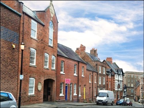 Thumbnail Town house to rent in Duke Street, Chester