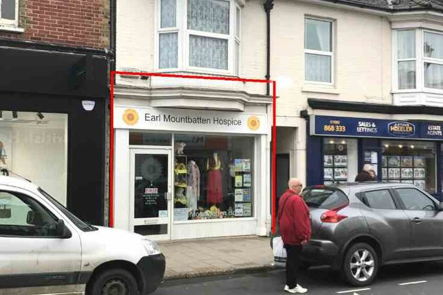 Thumbnail Retail premises to let in Regent Street, Shanklin