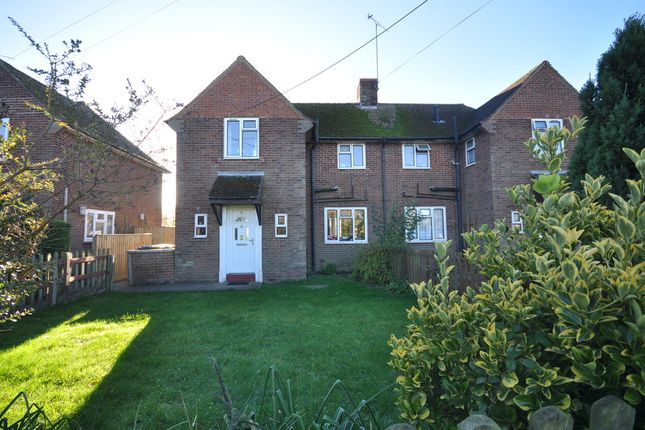 Thumbnail Semi-detached house for sale in Verney Road, Winslow, Buckingham