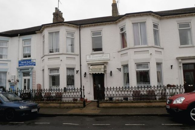 Thumbnail Block of flats to rent in Wellesley Road, Great Yarmouth