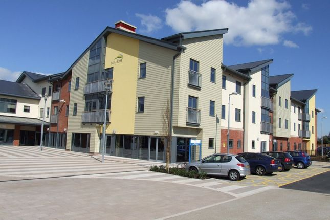 Thumbnail Flat for sale in Mill Rise, Lymebrook Way, Newcastle