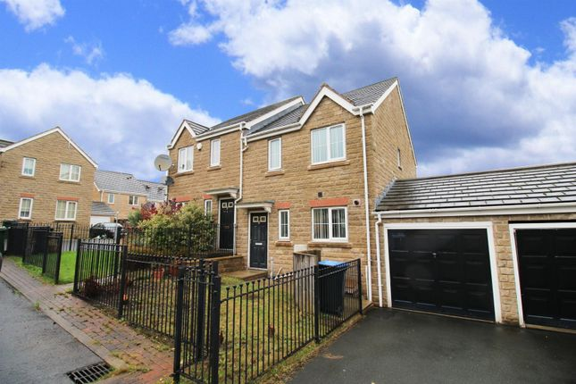 Thumbnail Semi-detached house for sale in Newberry Close, Bradford