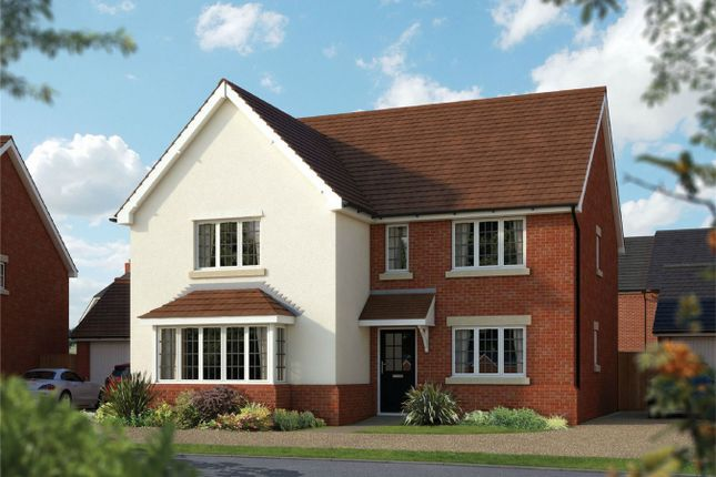 Thumbnail Detached house for sale in The Arundel, St Marys, King Fields, Biddenham