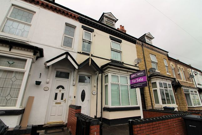 Thumbnail Terraced house for sale in Rotton Park Road, Birmingham