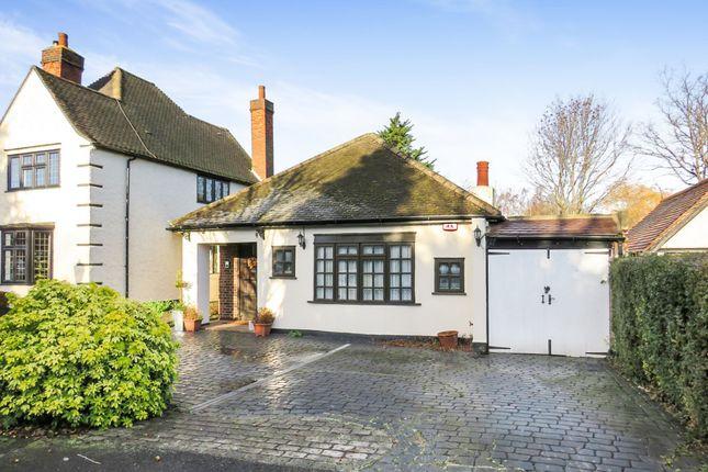 Thumbnail Detached bungalow for sale in Risebridge Road, Exhibition Estate, Gidea Park