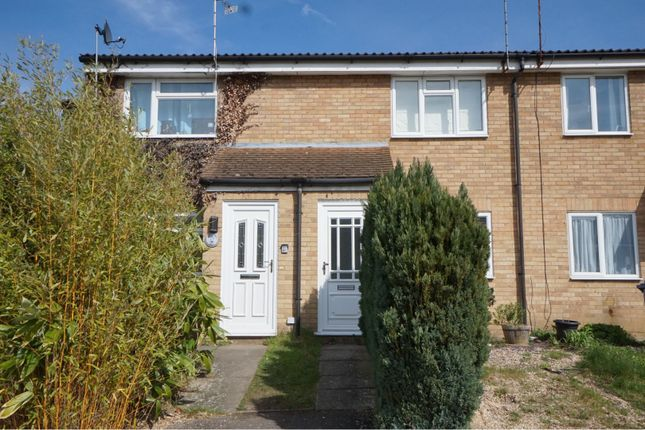 Thumbnail Terraced house for sale in Appletree Way, Sandhurst