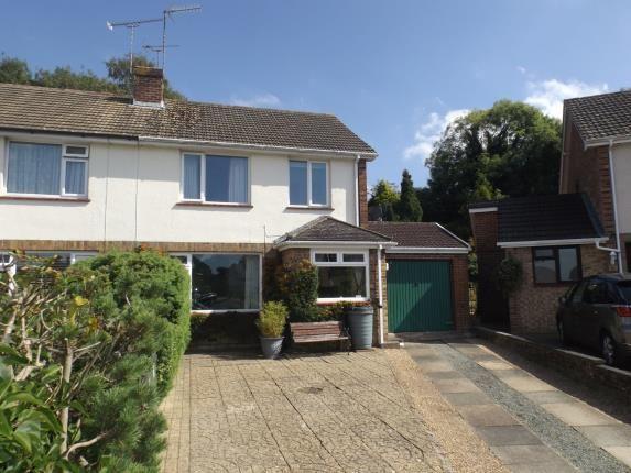 Thumbnail Semi-detached house for sale in Earls Close, Fair Oak, Eastleigh