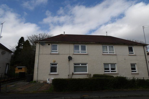 Thumbnail 2 bed flat to rent in Lindsay Terrace, Glasgow