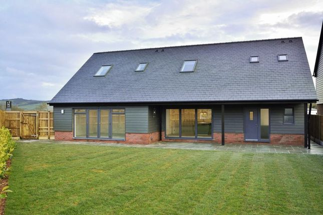 Thumbnail Detached house for sale in Cherry Tree Court, Bartestree, Hereford