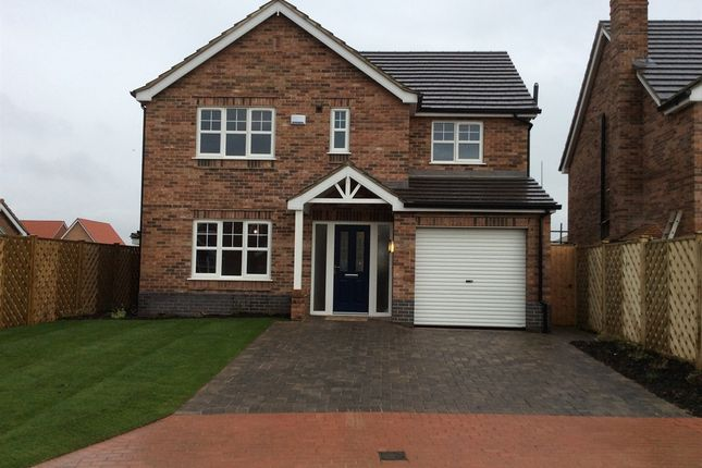Thumbnail Detached house for sale in Coverdale Road, Scunthorpe