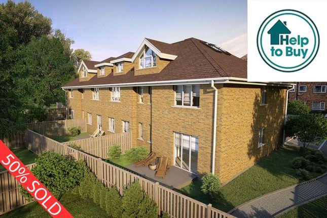 Thumbnail Flat for sale in Sutton Common Road, Sutton