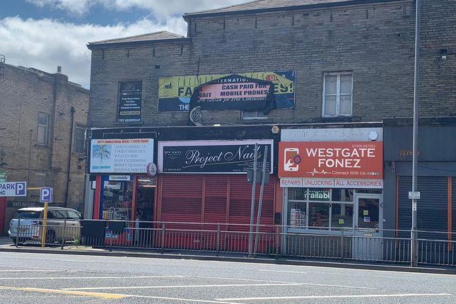 Retail premises for sale in Westgate, Bradford West Yorkshire