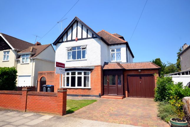 Thumbnail Detached house for sale in Cotsford Avenue, New Malden