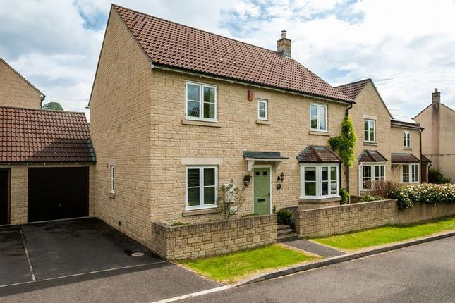 Thumbnail Detached house for sale in Broadmoor Lane, Upper Weston, Bath