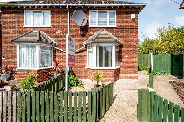 2 bed semi-detached house for sale in Dingley Close, Hull HU6