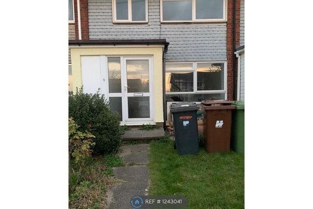 Thumbnail Terraced house to rent in Brooke Way, Bushey