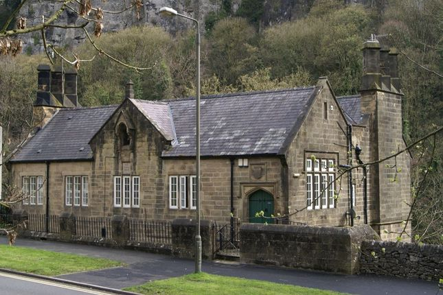 Thumbnail Flat for sale in The Old School House, Derby Road, Matlock Bath, Derbyshire