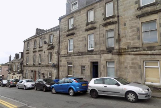 Thumbnail Flat to rent in 37C Reid St, Dunfermline, &EE