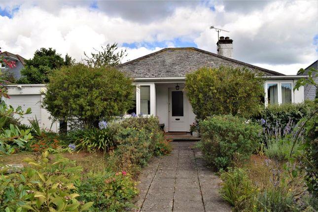 Thumbnail Detached bungalow for sale in North Rocks Road, Paignton, Devon