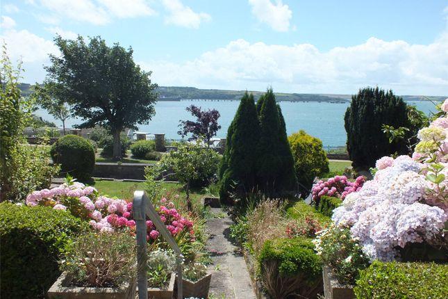 Thumbnail Semi-detached house for sale in Hamilton Terrace, Milford Haven, Pembrokeshire