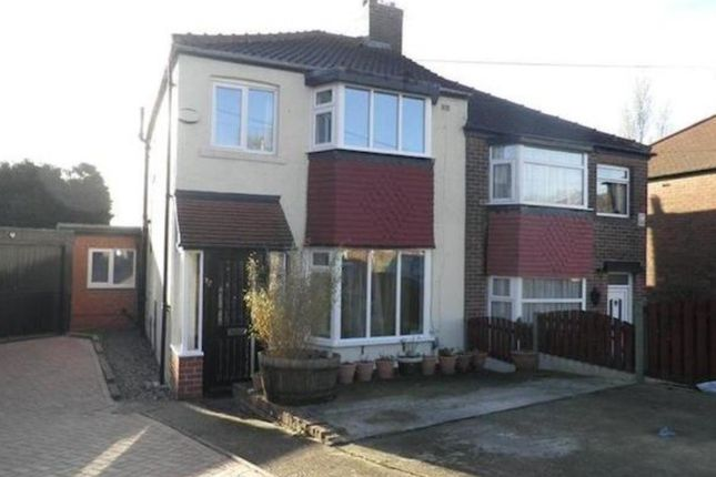 Thumbnail Semi-detached house to rent in Skye Edge Road, Sheffield