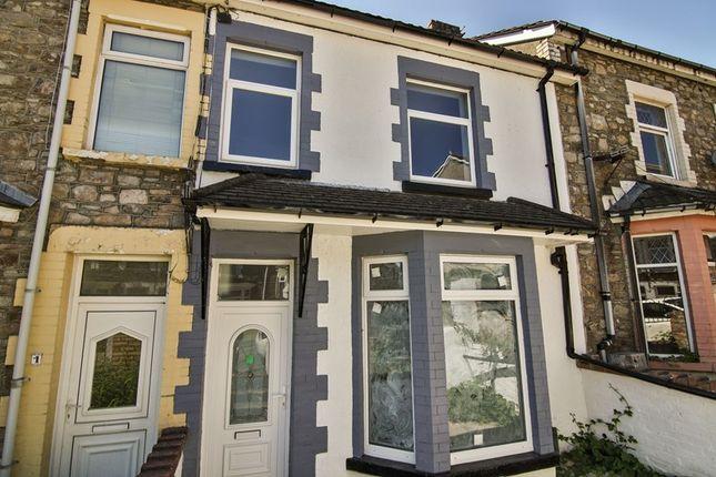 Thumbnail Terraced house for sale in Portland Street, Abertillery