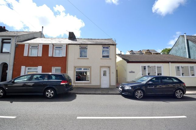 3 bed end terrace house for sale in Prospect Place, Pembroke Dock SA72