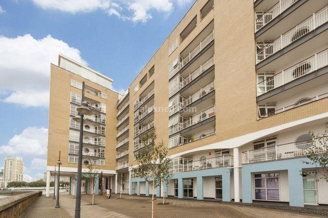 Thumbnail Flat to rent in Cuba Street, London