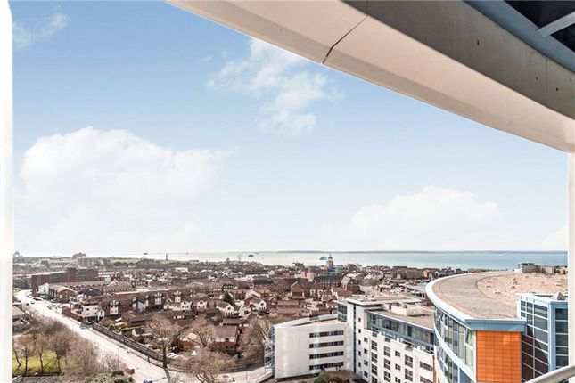 Thumbnail Flat for sale in No.1 Building, Gunwharf Quays, Portsmouth