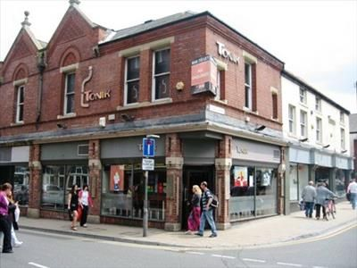 Leisure/hospitality to let in Wood Street, Doncaster