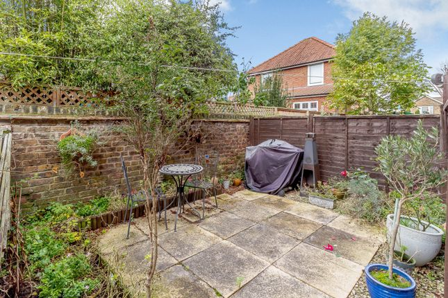 Garden of Cherrywood Court, Cambridge Road, Teddington TW11