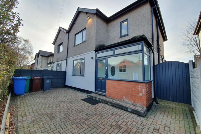 4 bed semi-detached house to rent in Beresford Road, Longsight, Manchester M13