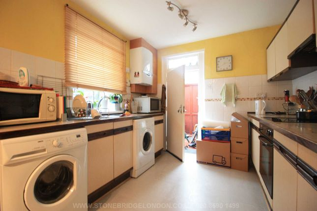 Thumbnail Terraced house to rent in Gladding Road, Manor Park