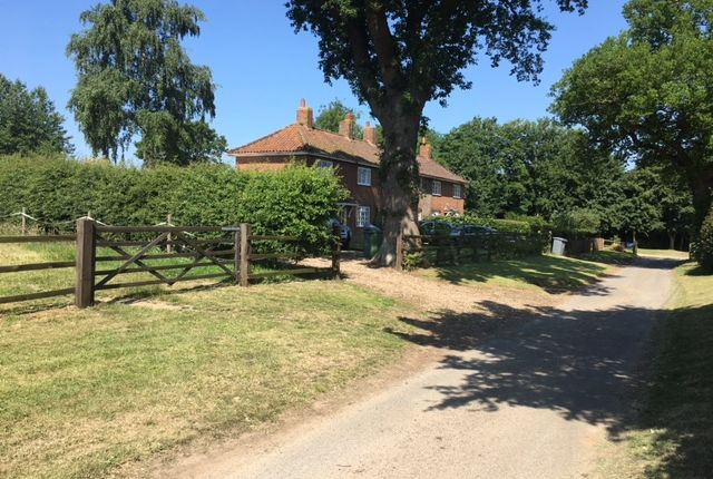 Thumbnail Terraced house to rent in Brampton, Norwich